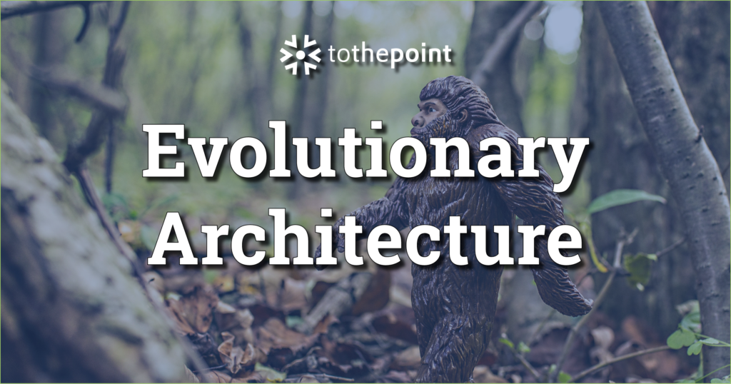 ToThePoint offers evolutionary architectures to its clients