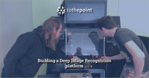 Jorden en Lukas, interns at ToThePoint trying hard to make it seem like they are actually improving their code ?