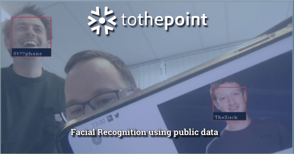 Facial Image Recognitioning Software demo by Kevin Smeyers Machine Learning Expert at ToThePoint