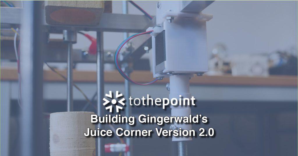 Gingerwald Juice Corner 2.0 picture in close up