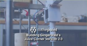 Gingerwald Juice Corner 2.0 picture in close up