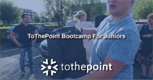 Bootcamp for juniors at ToThePoint IT consultancy