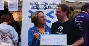 Levensloop edegem 2019 sponsorship tothepoint
